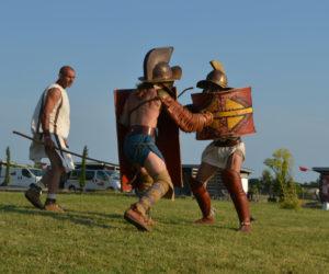 Gladiateurs ACTA - Site du Fâ