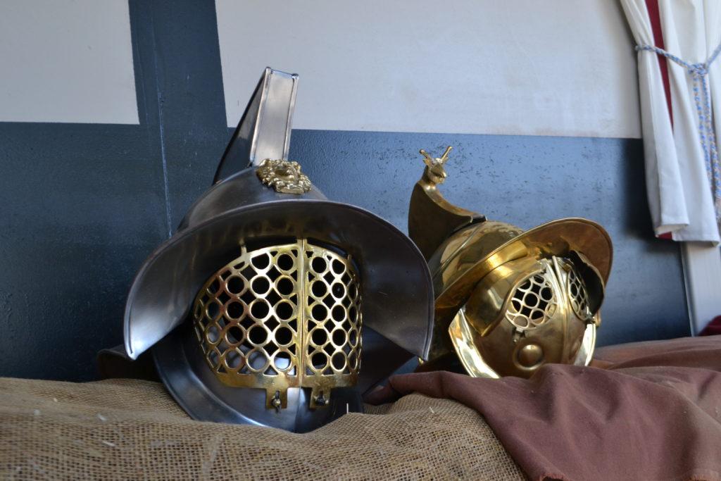 Gladiateurs - Site du Fâ