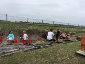 Initiation à l'archéologie - Site du Fâ