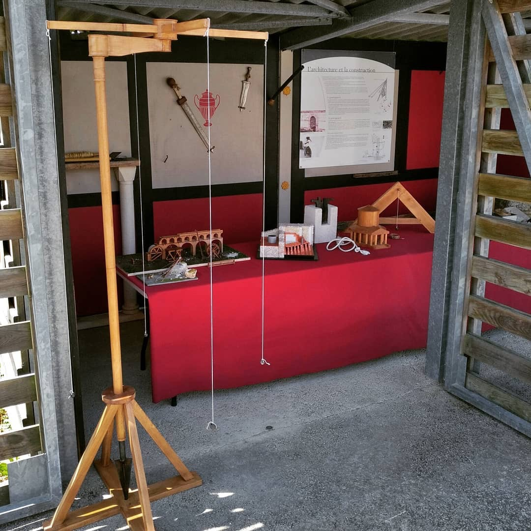 Ingénierie romaine Site du Fâ