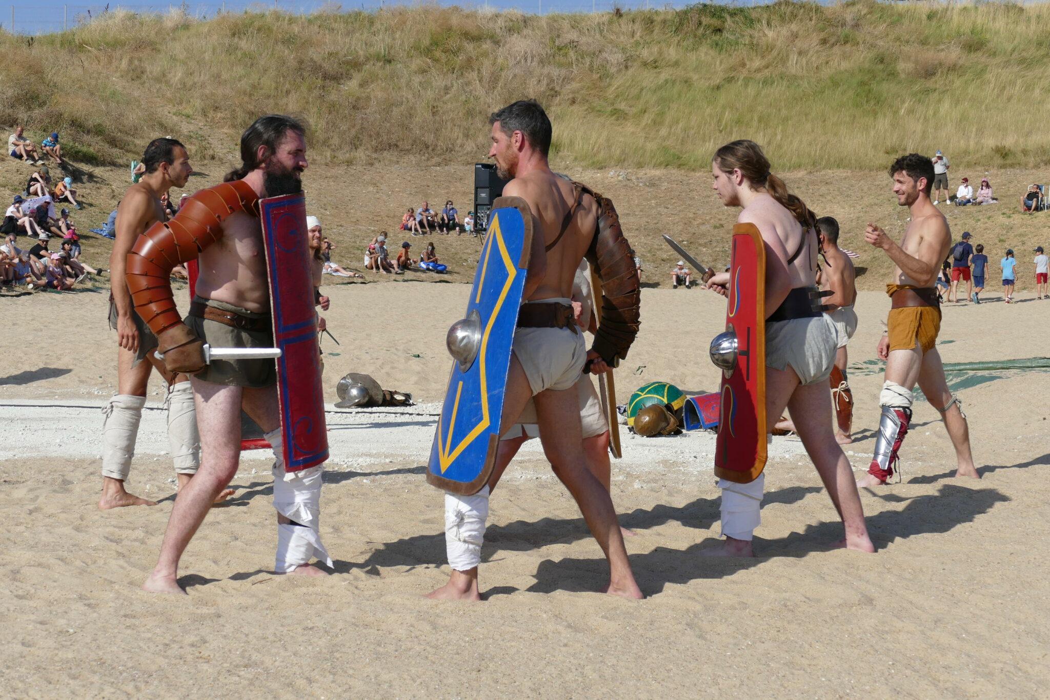 Gladiateurs ACTA théâtre Fâ